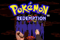 Pokemon Redempion Screenshot