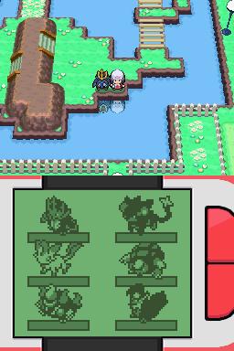 Pokemon Renegade Platinum Screenshot