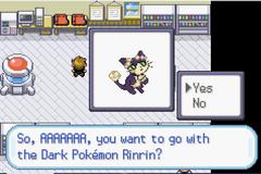 Pokemon Retrieved Firered Screenshot