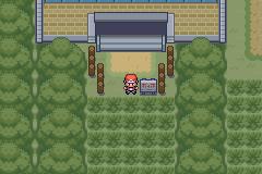 Pokemon Reverse Version Screenshot