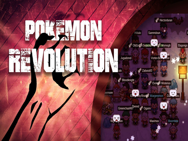 Pokemon Revolution Online Screenshot