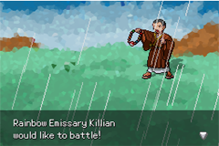Pokemon Rose Gold Screenshot