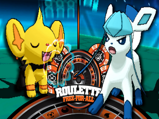 Pokemon Roulette FFA App Screenshot