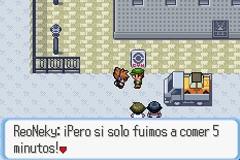 Pokemon Sacred Soul - Grua Screenshot
