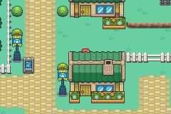 Pokemon Scarlet Blaze Screenshot
