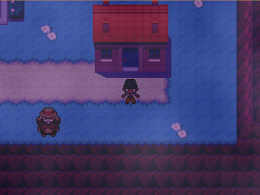 Pokemon: Scrolls of Destiny Screenshot