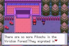 Pokemon Secret Diaries Screenshot