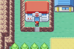Pokemon Sentra Journey's Screenshot