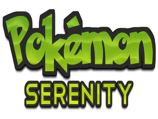 Pokemon Serenity Screenshot