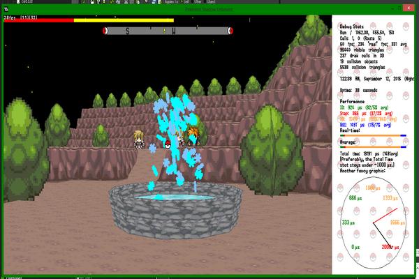 Pokemon Shadow Unbound Screenshot
