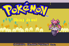 Pokemon Shiny Jewel Screenshot