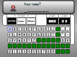 Pokemon Sigma Version Screenshot