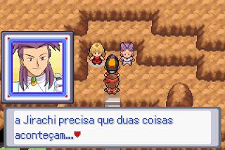 Pokemon Silver Chronicles Screenshot
