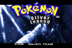 Pokemon Silver Legend Screenshot