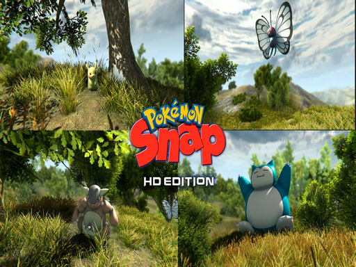 Pokemon Snap HD Edition Screenshot