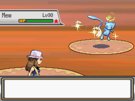 Pokemon Solstice Screenshot