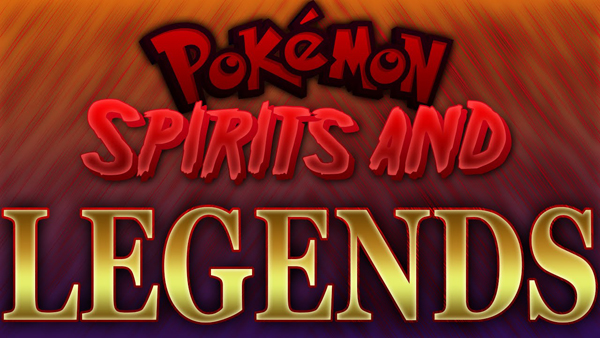 Pokemon Spirits and Legends Screenshot
