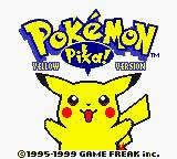 Pokemon STRIKE! Yellow Version Screenshot