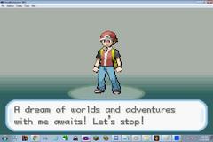 Pokemon Stupid Version Screenshot