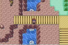 Pokemon Super Heart Red Screenshot
