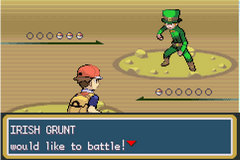 Pokemon Swore and Shilled Screenshot