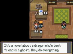 Pokemon Tempo Rising Screenshot