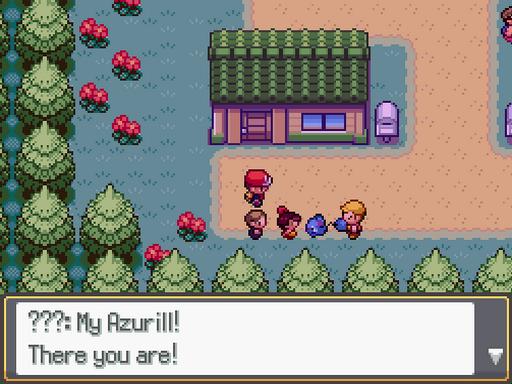 Pokemon: Tentin Redux Screenshot