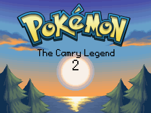 Pokemon The Camry Legend 2 Screenshot