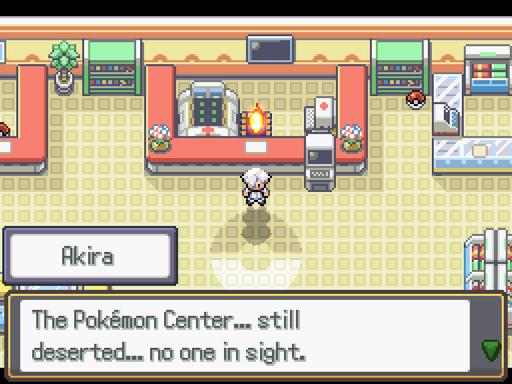 Pokemon: The Pokerus Plague Screenshot
