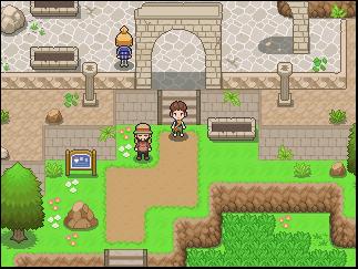 Pokemon Theós Screenshot