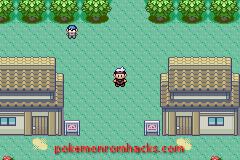 Pokemon Thief Sapphire Screenshot