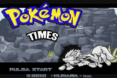 Pokemon Times Screenshot