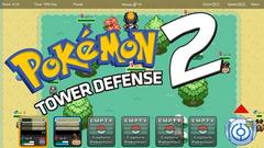 Pokemon Tower Defense 2 Screenshot