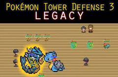 Pokemon Tower Defense 3 Screenshot
