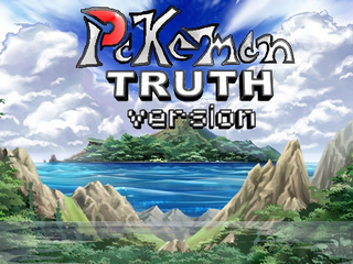 Pokemon Truth Screenshot