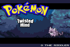 Pokemon Twisted Mind Screenshot