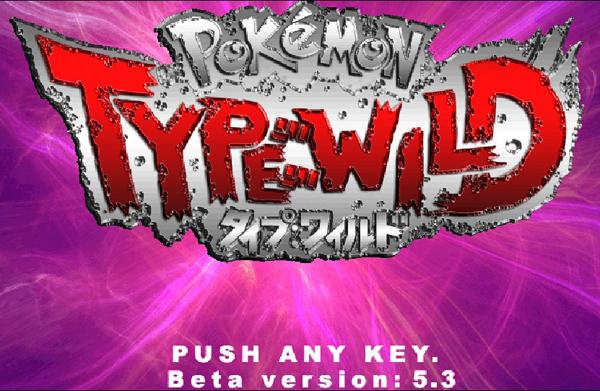 Pokemon Type Wild Screenshot