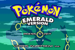 Pokemon Ukemerald Screenshot