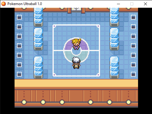 Pokemon Ultraball Screenshot