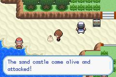 Pokemon Unbound Battle Tower Screenshot