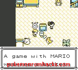 Pokemon Unova Red Screenshot