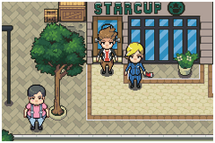 Pokemon Uprising Screenshot