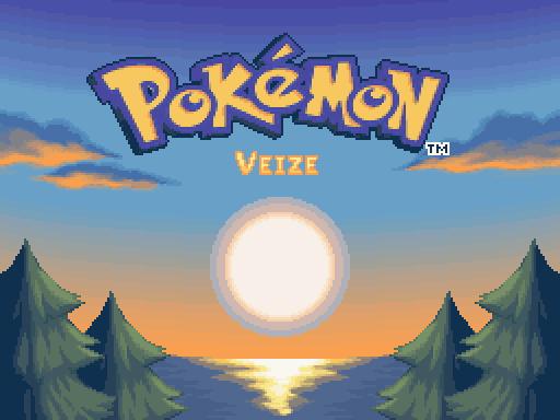 Pokemon Veize Screenshot