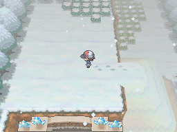 Pokemon Volt White Screenshot