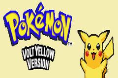 Pokemon Volt Yellow: Special Pikachu Edition Screenshot