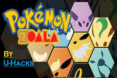 Pokemon World Zoala! Screenshot