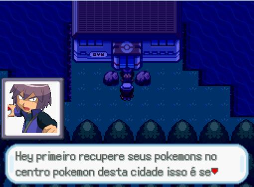 Pokemon XD Lords of Shadow Screenshot