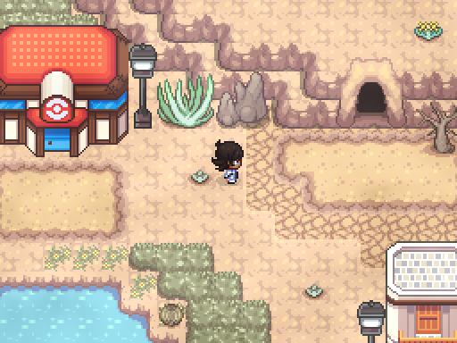 Pokemon Xenogene Screenshot