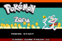 Pokemon Zaru Screenshot