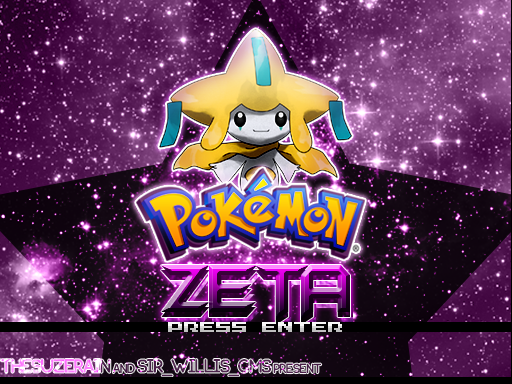 Pokemon Zeta Omicron Screenshot